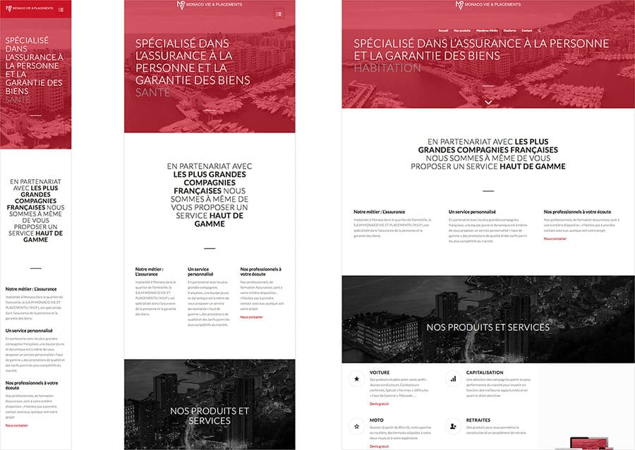 Refonte d'un site responsive - Do Ingenia